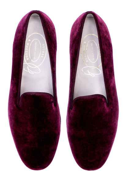 Burgundy (P.S) Men Slipper - Burgundy (P.S) Men Slipper
