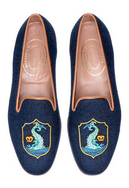 Delfino Navy Men Slipper - Delfino Navy Men Slipper