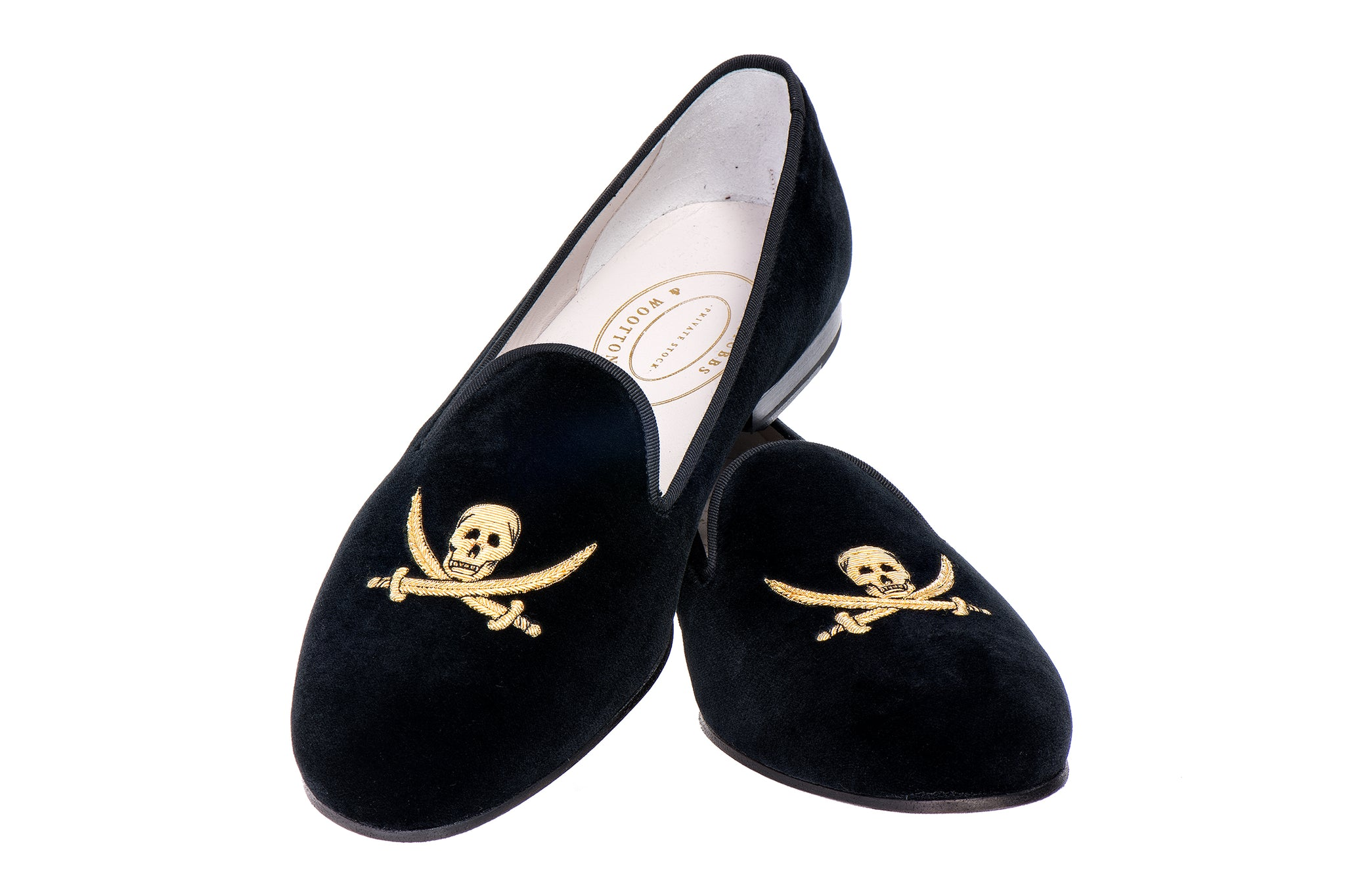 Sparrow Black Men Slipper (P.S)