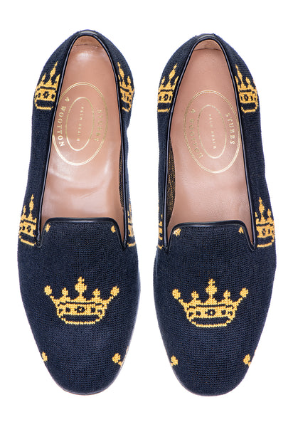 Coronet Black Women Slipper - Coronet Black Women Slipper