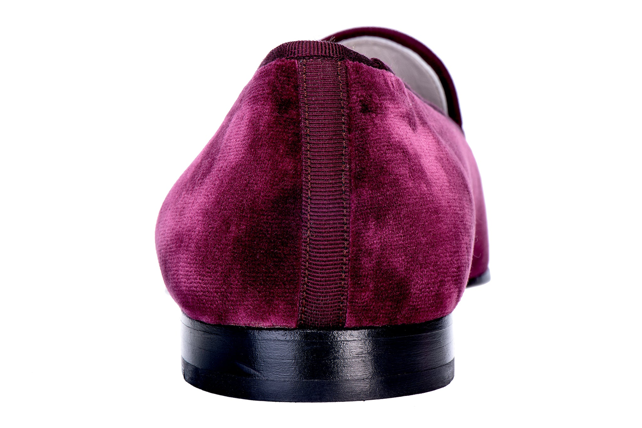 Burgundy (P.S) Men Slipper