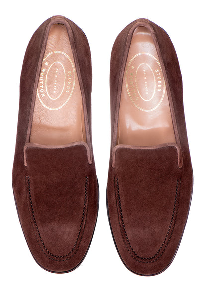 Venetian Espresso Split Women Slipper - Venetian Espresso Split Women Slipper