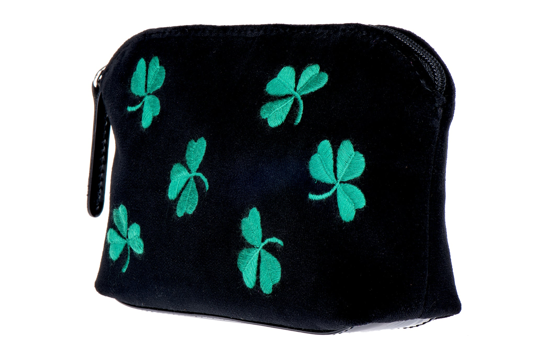Shamrocks Black Pocket