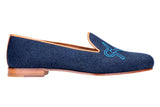 Hook Navy Men Slipper