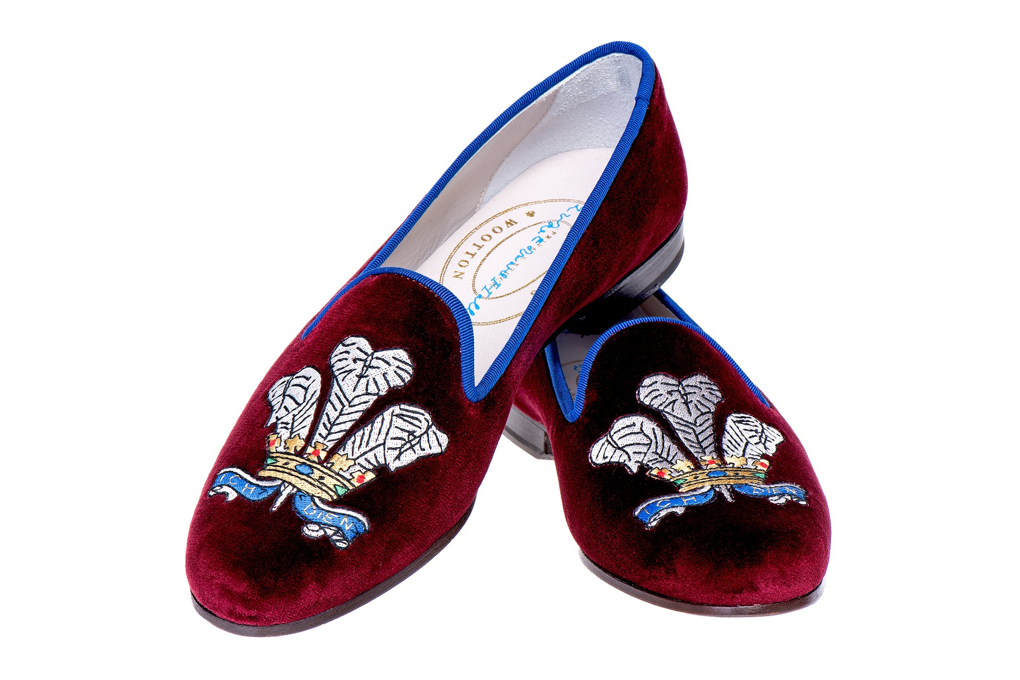 Plumes Ruby Women Slipper (LEH)