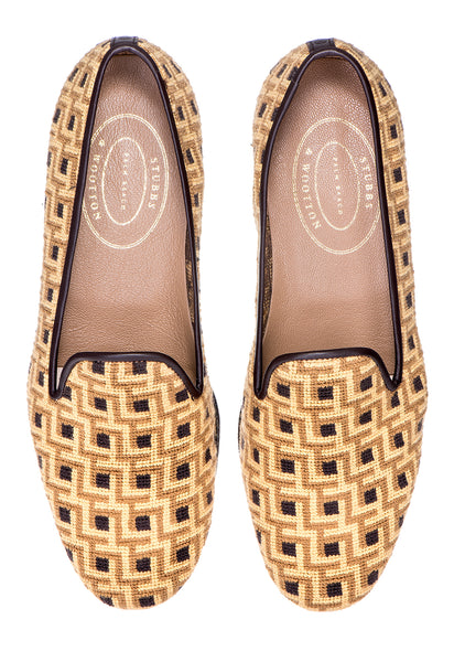 Step Brown Women Slipper