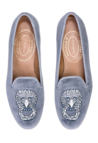 Harpy Gray Women Slipper