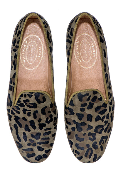 George Fatigue Women Slipper