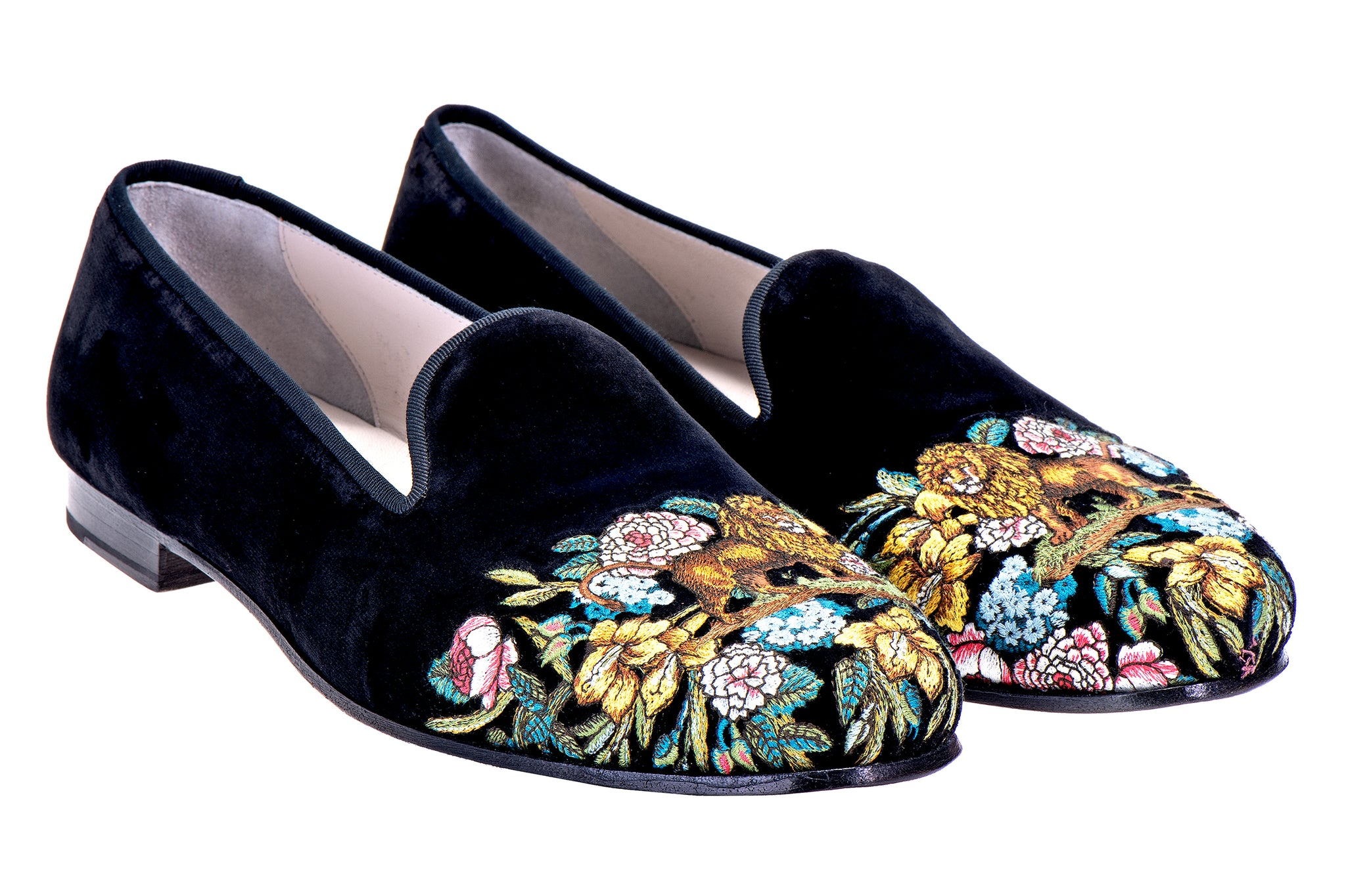 King Black (JD) Women Slipper