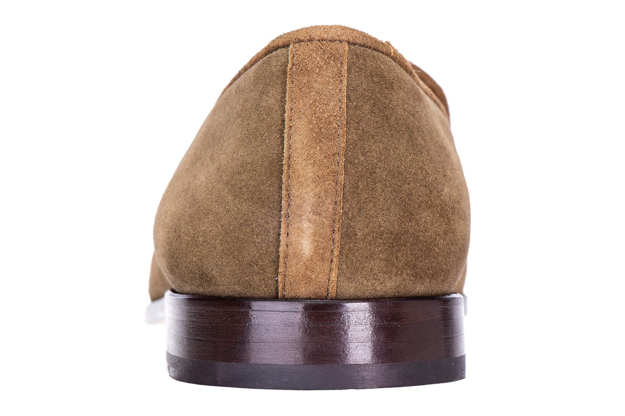 Venetian Split Khaki Men Slipper