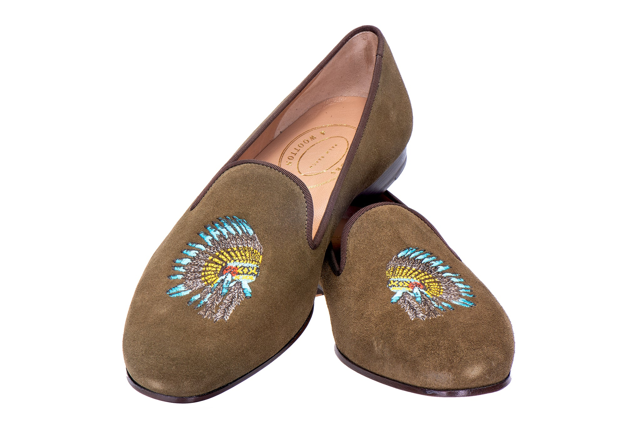 Chief Loden Women Slipper TS