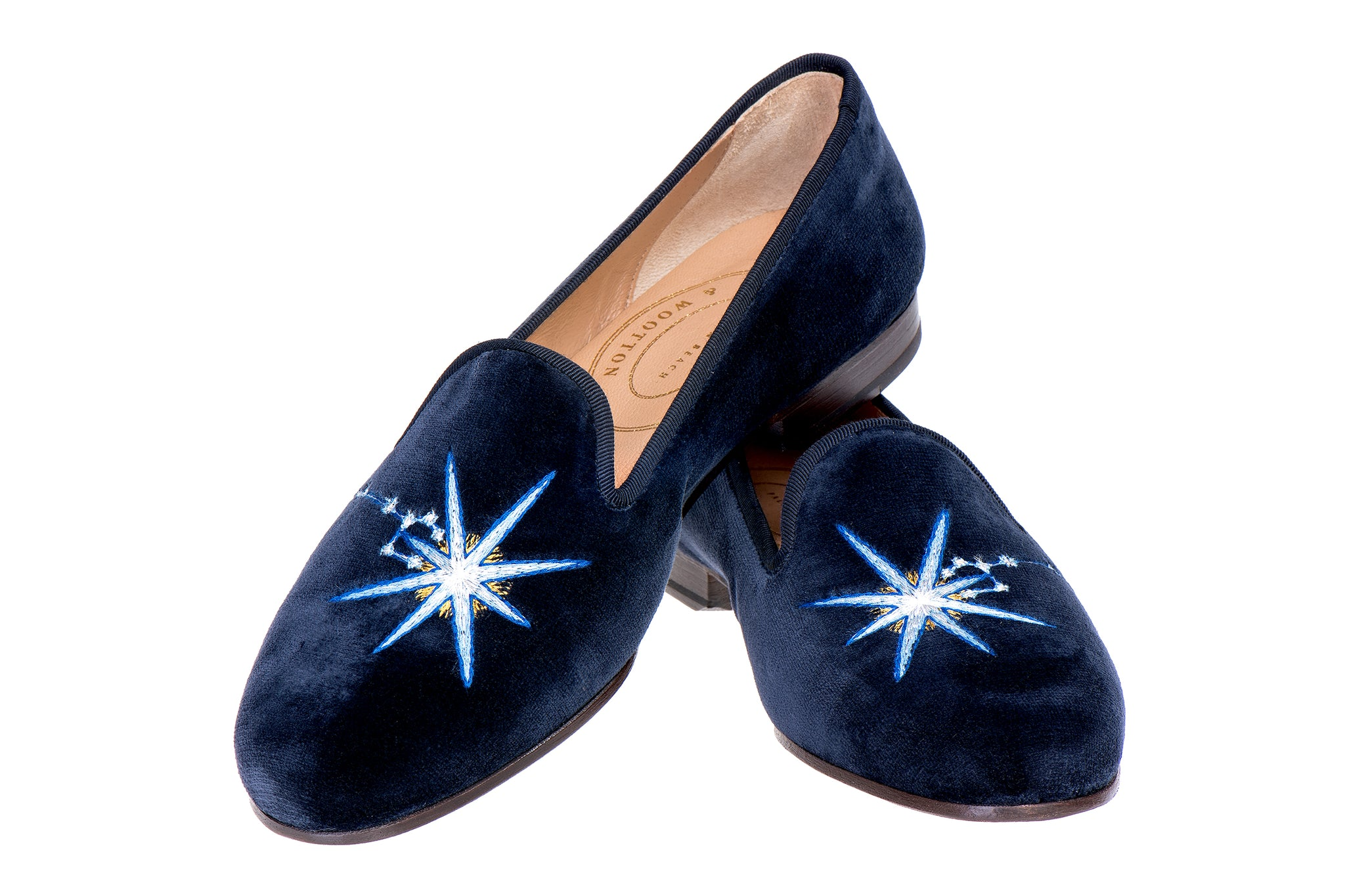 Pisces Midnight Women Slipper