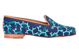 Maldive Indigo Women Slipper