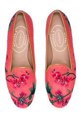 Geraniums Rosefinch Women Slipper