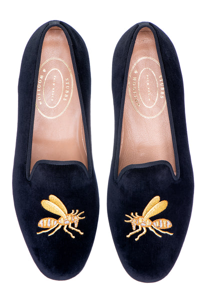 Vespula Black Women Slipper - Vespula Black Women Slipper