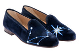 Libra Midnight Men Slipper