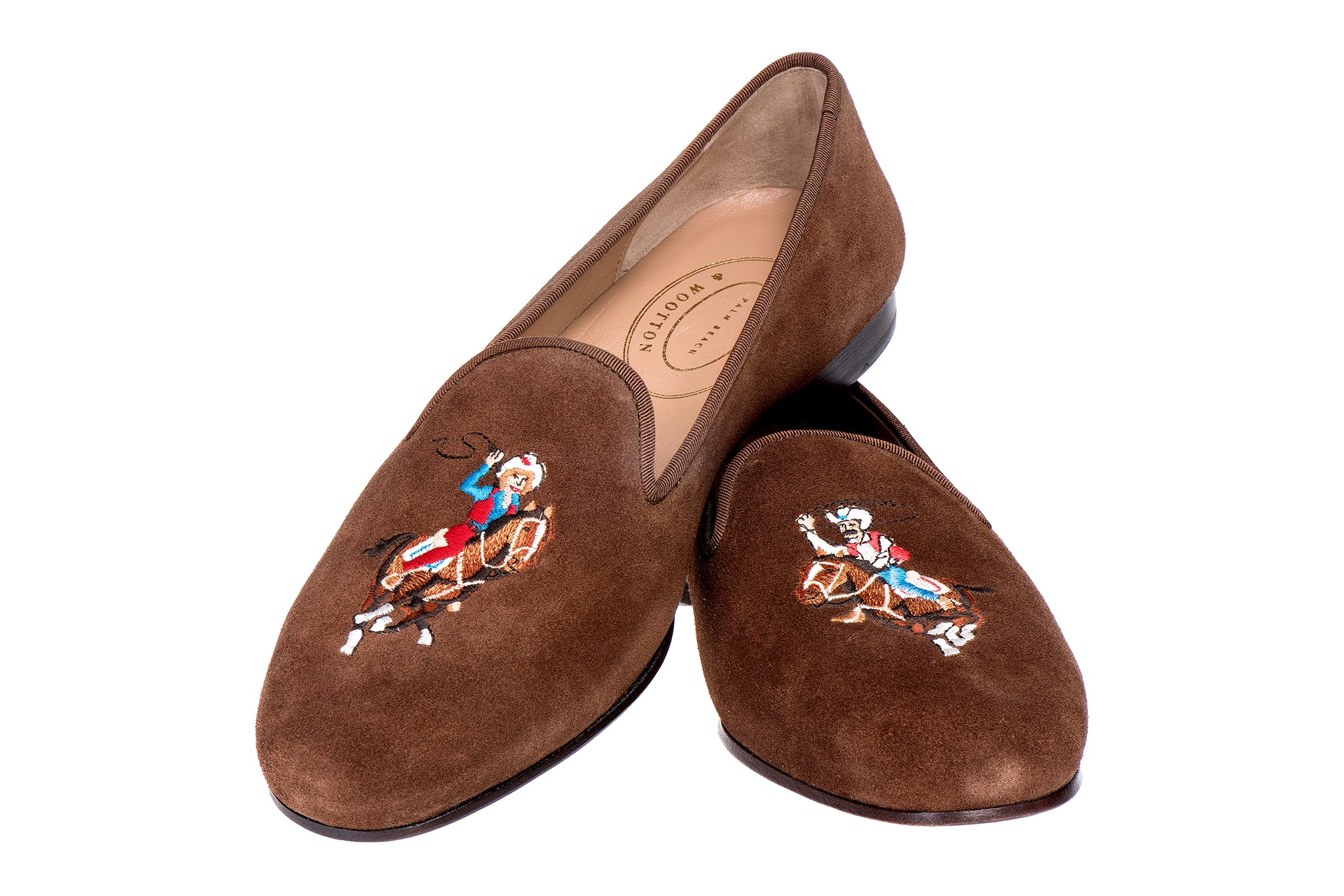 Rodeo Luggage Men Slipper TS