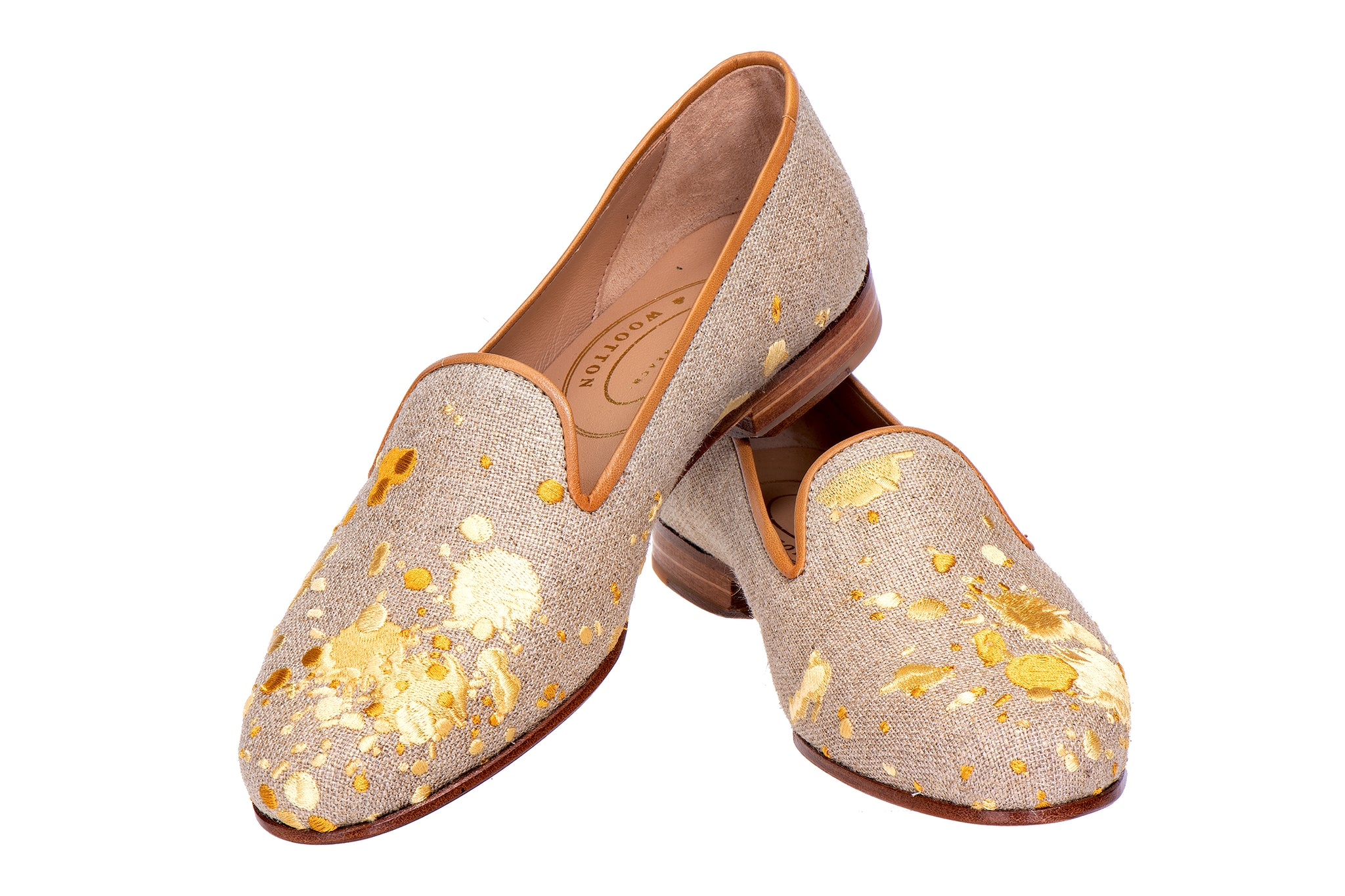 Spatter Gleam Women Slipper