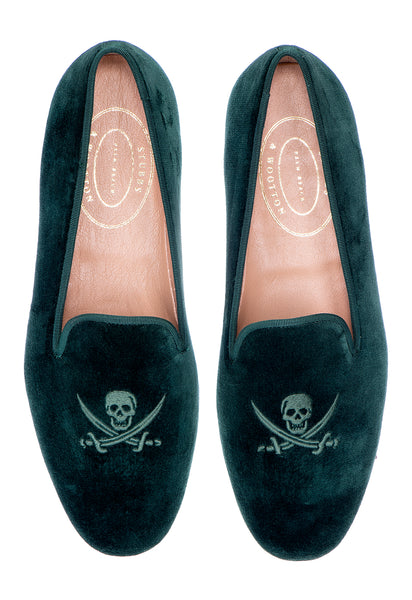 Skull Hunter Women Slipper