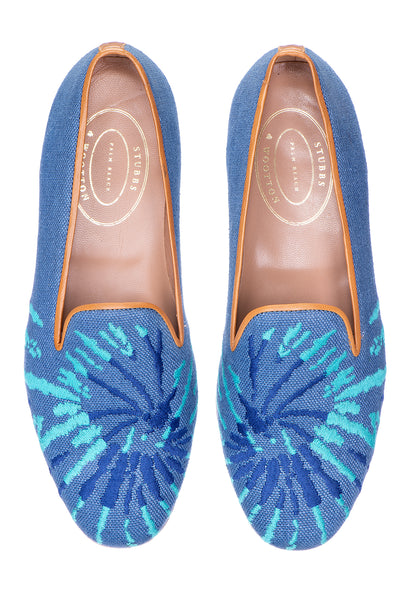 Tiedye Marine Women Slipper - Tiedye Marine Women Slipper