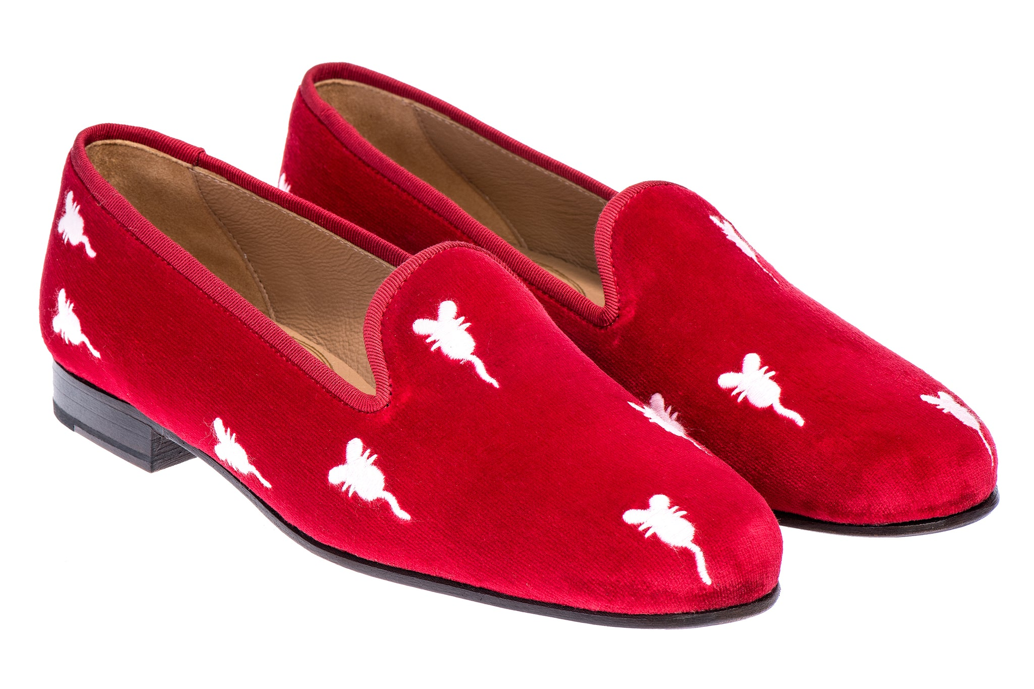 Mice Red Women Slipper