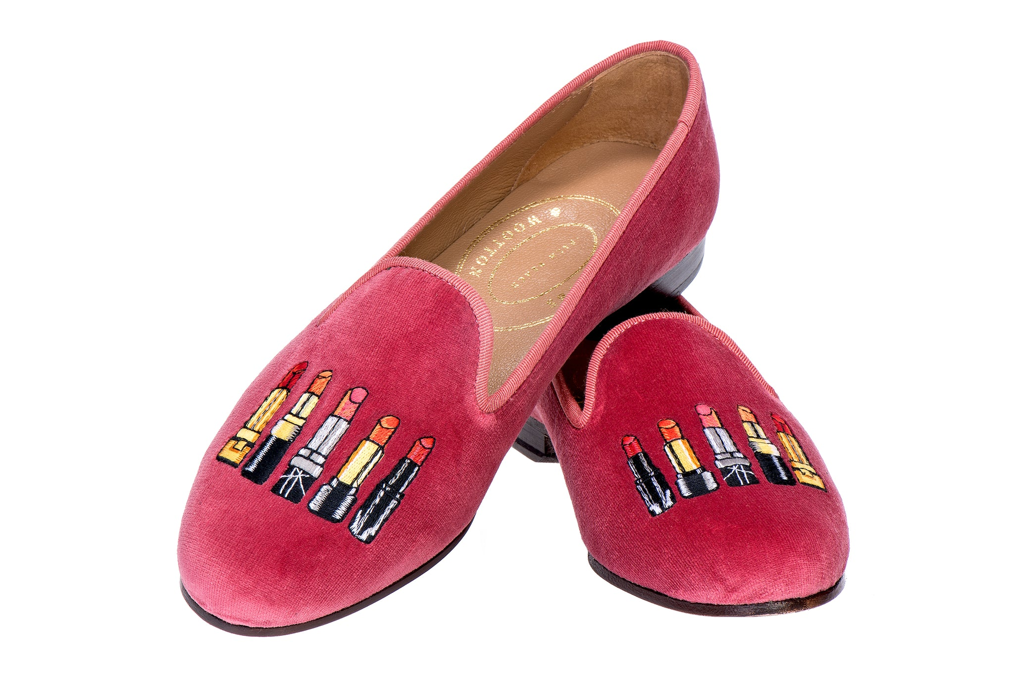 Lipstick Women Slipper