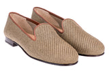 Sisal Drab Men Slipper