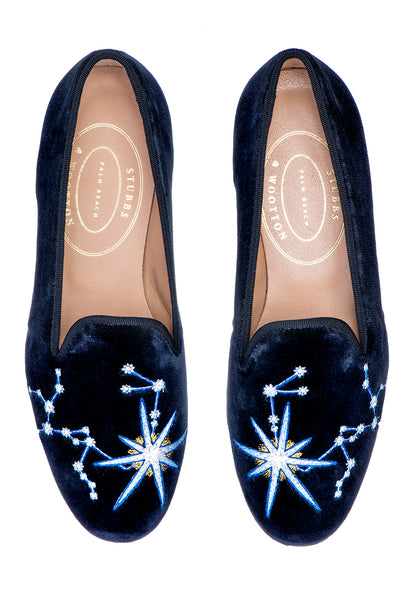 Sagittarius Midnight Women Slipper