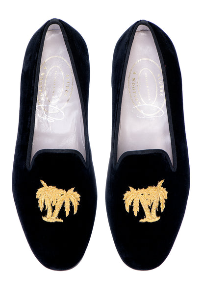 Folly Gold (PS) Men Slipper