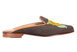Sunflower Brown Women Mule