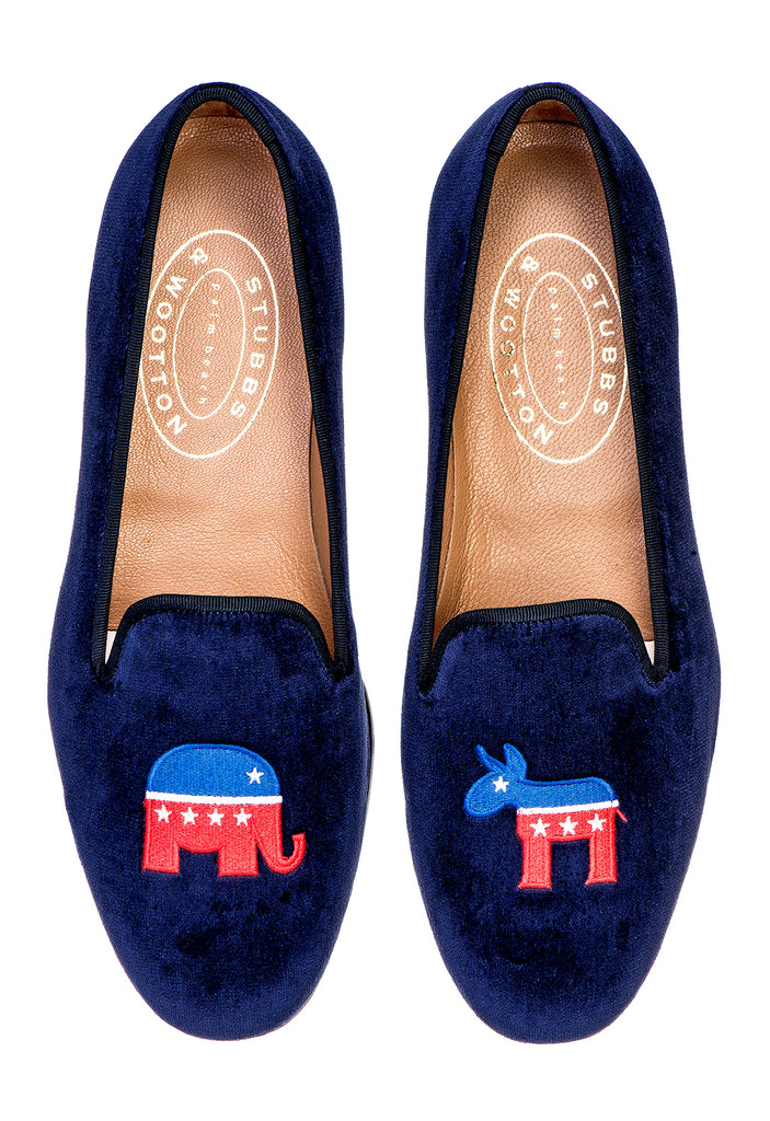 Undecided Navy Women Slipper TS