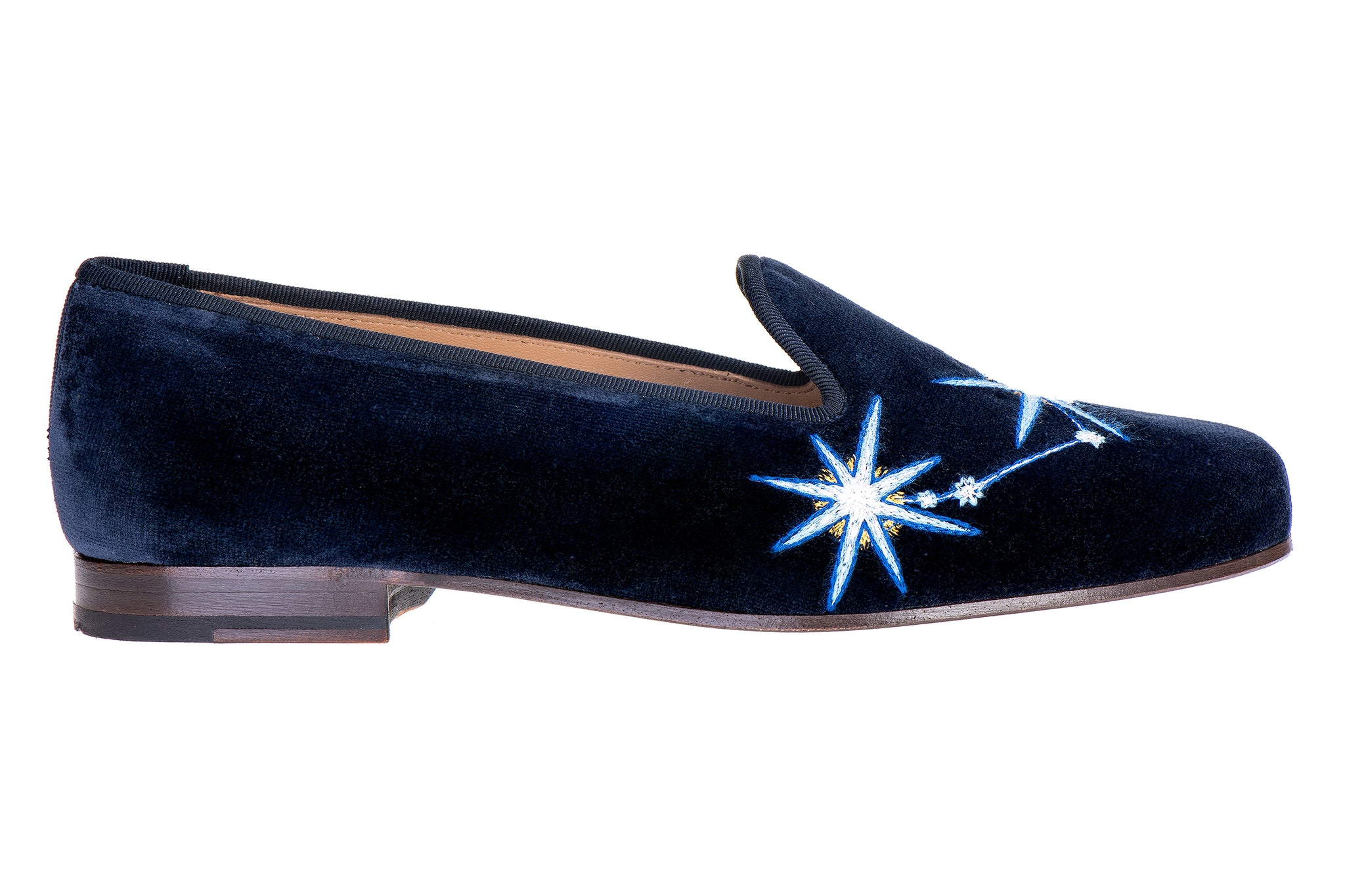 Aries Midnight Women Slipper