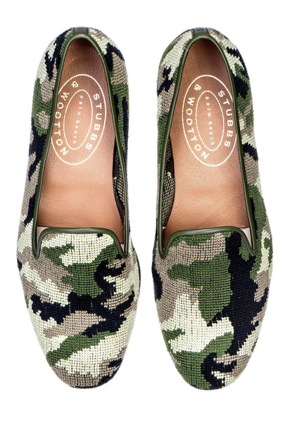 Camo Women Slipper