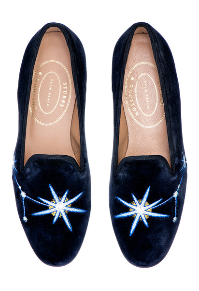 Cancer Midnight Women Slipper