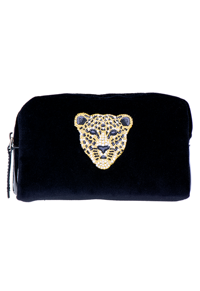 CAT Black Clutch