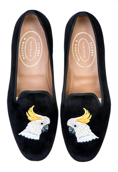 Cockatoo Men Slipper