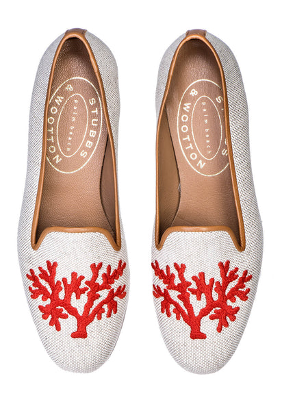 Coral Women Slipper