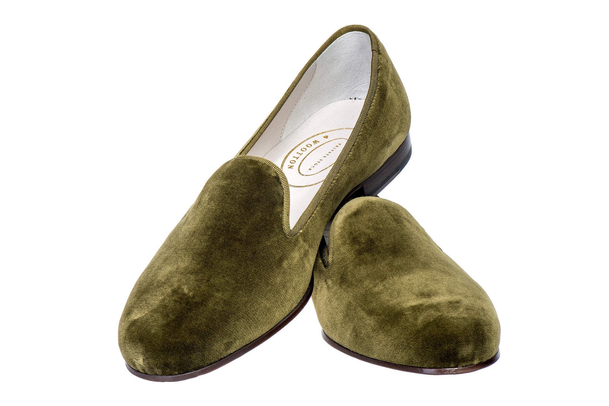 Drab PS Men Slipper