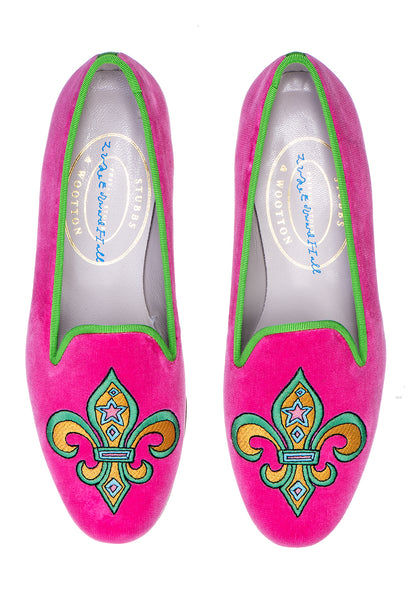 Florence Cerise Women Slipper (LEH)