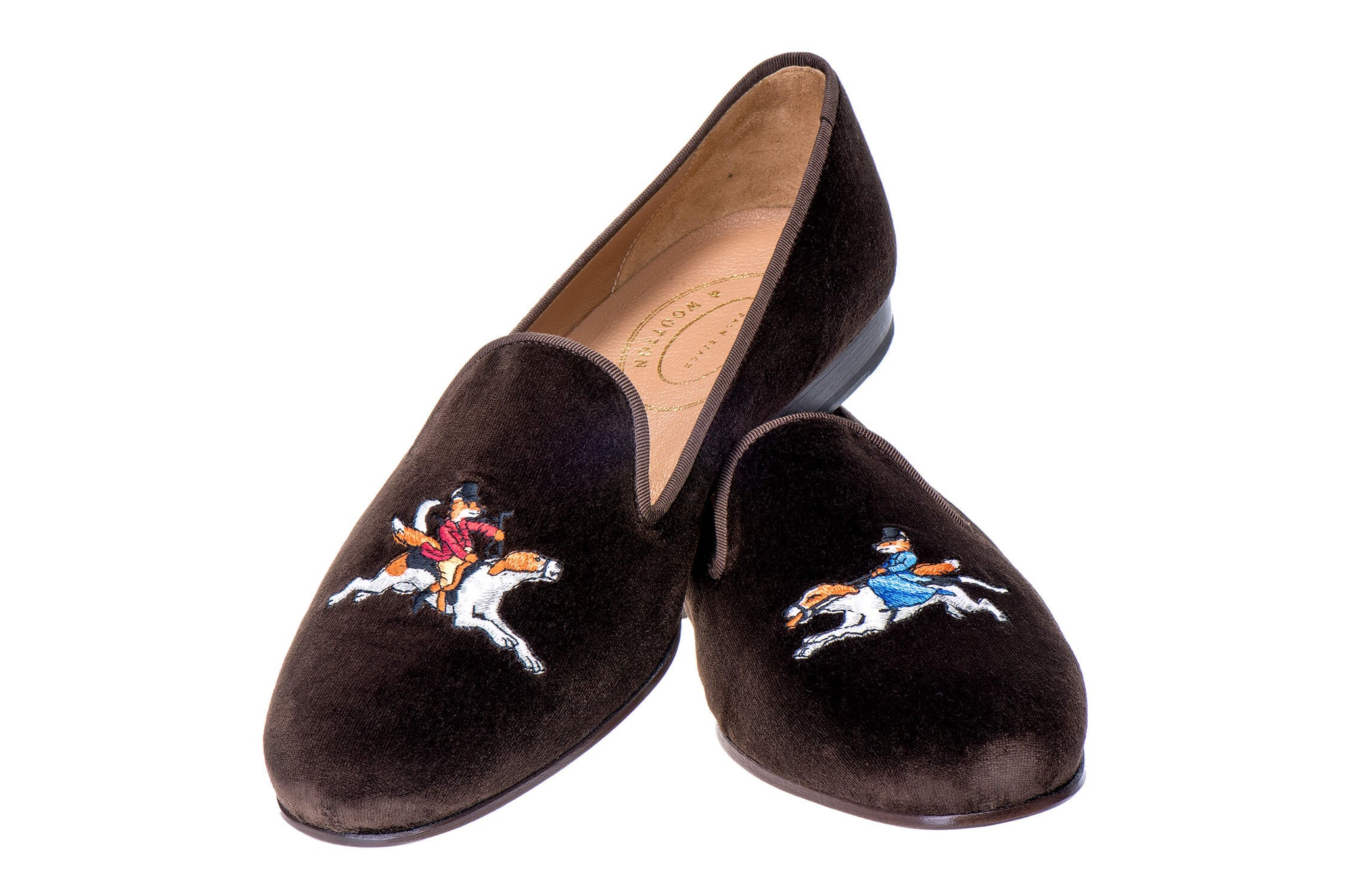 Fox Folly Men Slipper