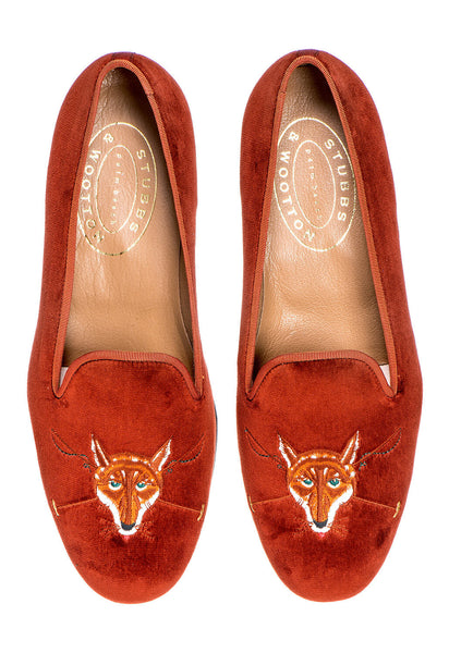 Fox Mask Men Slipper