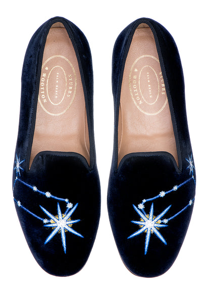 Gemini Midnight Women Slipper