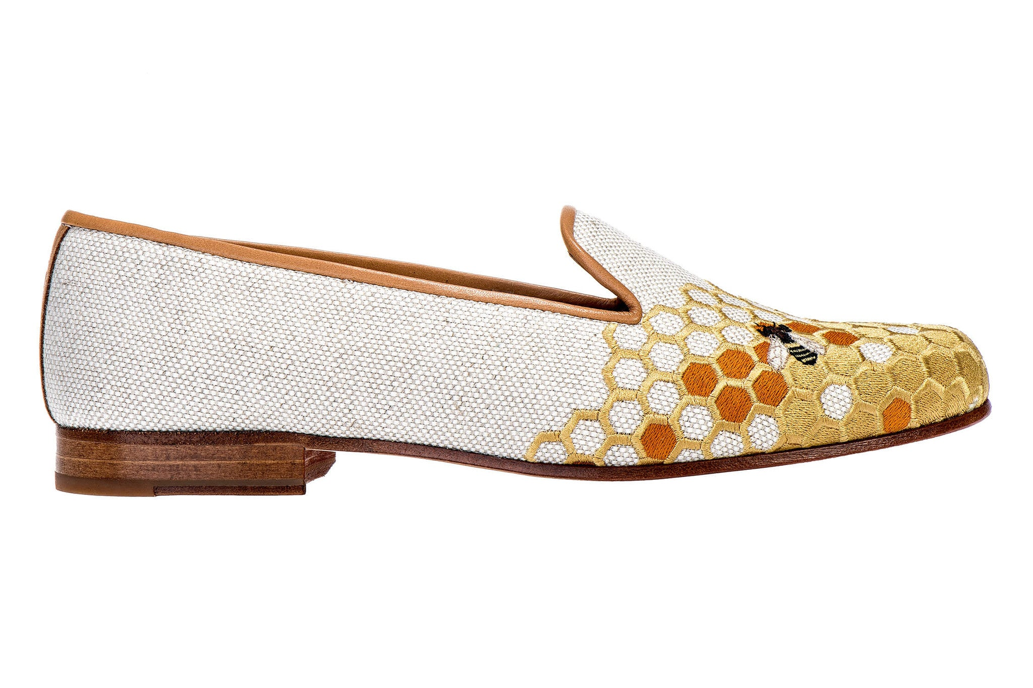 Honeycomb Women Slipper