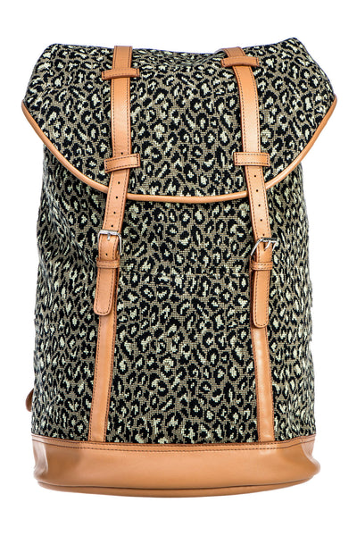 Jane Camo Backpack