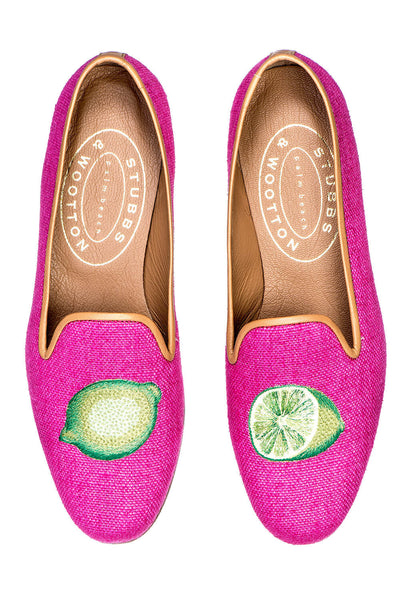 Lime Women Slipper