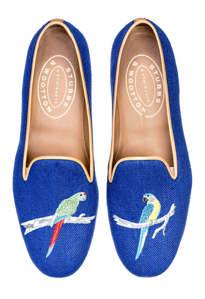 Macaws PB Men Slipper