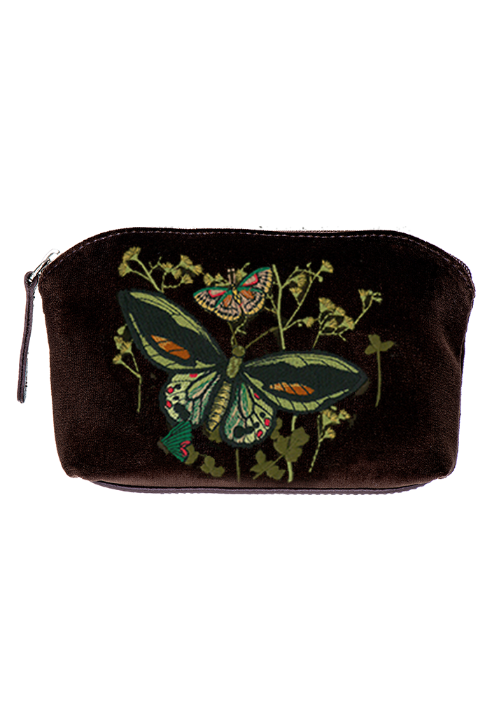Mariposas Brown Pocket