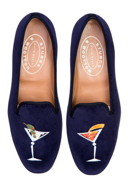 Martini Men Slipper - Martini Men Slipper