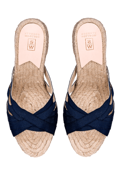 Navy Women Grace Rib - Navy Women Grace Rib