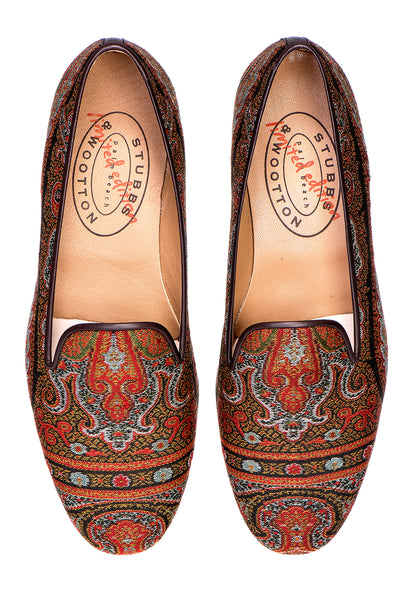 Paisley Men Slipper (L.E) - Paisley Men Slipper (L.E)
